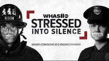 First responders & PTSD: Stressed into silence