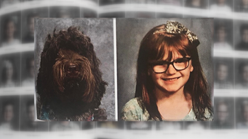'She's always there'   KY service dog gets her own yearbook photo