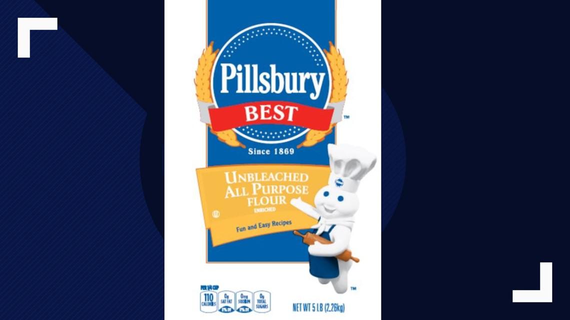 Pillsbury flour recalled for possible salmonella contamination
