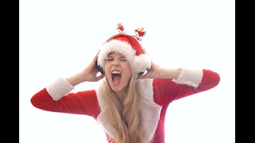 Can holiday music be adding to holiday stress?