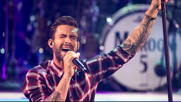 Maroon 5 tour coming to Austin in summer 2020