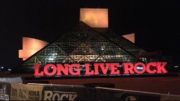 RECAP | On the red carpet ahead of Saturday's Rock Hall induction ceremony; photos