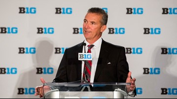 When it comes to Urban Meyer's time at Ohio State, the writing is on the wall