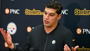 Mason Rudolph to be fined, not suspended, for role in Browns-Steelers fight