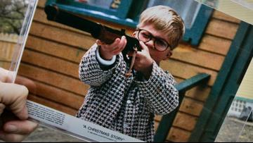 That moment you realize Ralphie from 'A Christmas Story' is also in 'Elf'