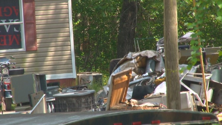 Have junk in your yard? You could be cited under Bell County's new nuisance order