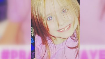 'I can't find my daughter:' 911 call details Faye Swetlik's mom reporting her missing