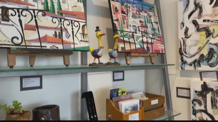 The Arts Council of Brazos Valley brings back Adult Art Classes for the Fall