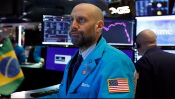 Stocks inch up amid uncertainty about virus toll; oil falls