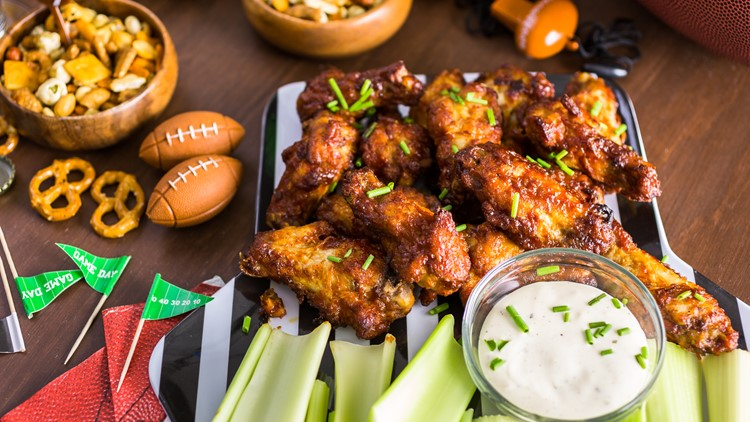DoorDash reveals top foods to eat while watching football games