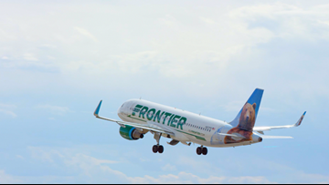 Last name Green or Greene? You can fly for free through Frontier Airlines