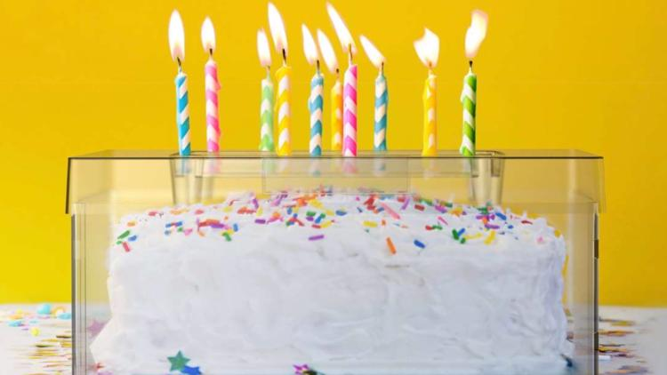 The Buzz: Cake shields could become the latest birthday party trend