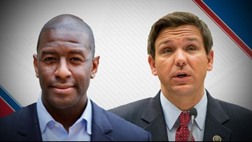 Andrew Gillum officially concedes in Florida governor race, congratulates Ron DeSantis