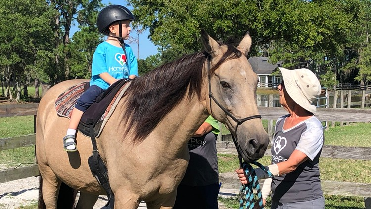 REACH Therapeutic Riding Center fundraiser to help those with autism, veterans with PTSD, and more
