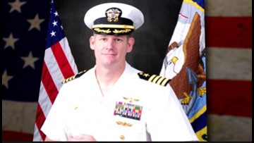 Jacksonville Navy captain charged after 2015 death at Guantanamo Bay involving alleged love triangle