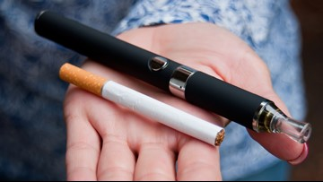 VOTE | Do you think vaping is safer than smoking cigarettes?