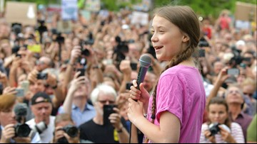 Climate activist Greta Thunberg favored to win Nobel Peace Prize