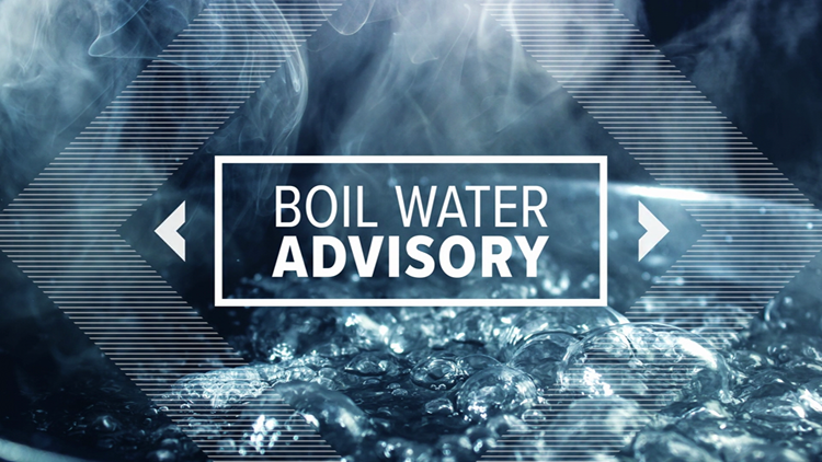 UPDATE: Boil water notice for some Belton residents after water leak