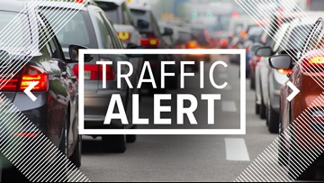 Southbound lanes of I-35 shut down in Waco