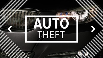 Temple Police say vehicle thefts are on the rise