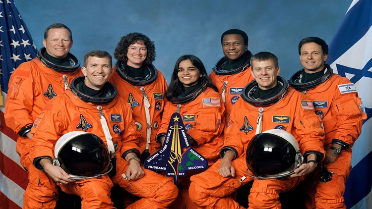 Remembering the NASA Columbia crew 18 years later