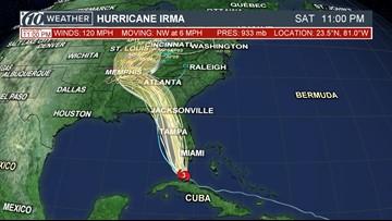 Hurricane Irma live blog: 17,000 in Hillsborough shelters