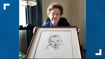 Original 'Gerber Baby,' Tampa native celebrating 93rd birthday