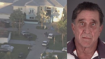 Florida mayor accused of shooting at deputies was a known 'drug dealer,' sheriff says