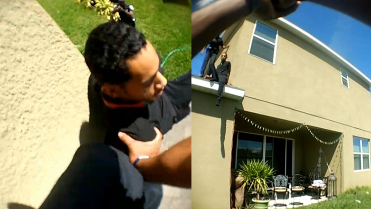 Florida cop pushed teen off a roof. His punishment was giving up a day of vacation.