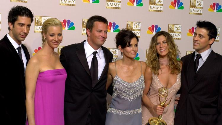 HBO Max drops first teaser trailer for 'Friends' reunion special