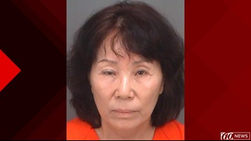 Florida woman caught urinating into ice cream bucket, spitting into ice cream at shop, police say