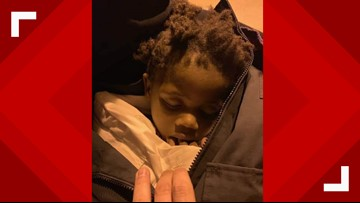 Mother of Florida toddler found wandering around park located