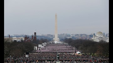 Inauguration 2017 Guide: Road closures, security, protests and events