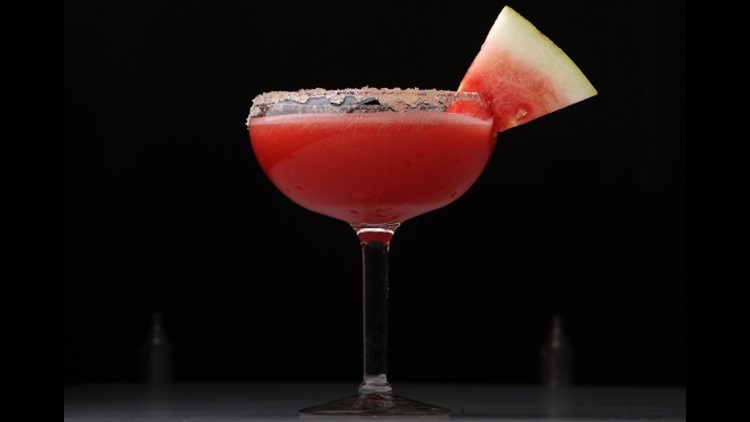 <p>If it's summertime, it can only mean one thing: watermelon season. Celebrate nature's sweet gift to humankind with this easy-to-make cocktail!</p>