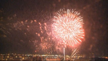 Fireworks can trigger PTSD symptoms for some veterans