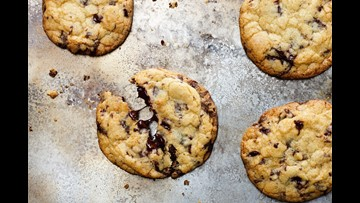 Chocolate chip cookie recipe from Instagram-famous Buttercream Bakeshop!