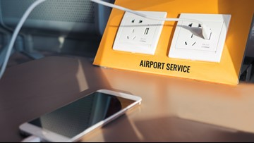 How to protect your phone when plugging into a charging station at the airport | VERIFY