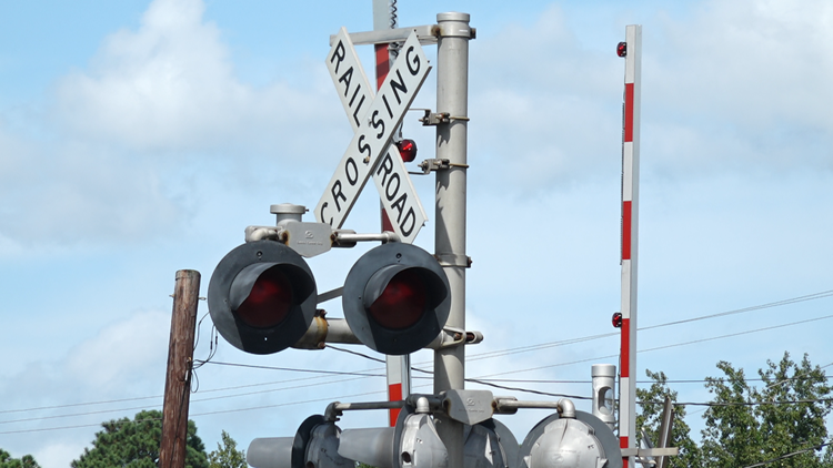 Over 40 citations issued in Killeen over railroad crossing safety