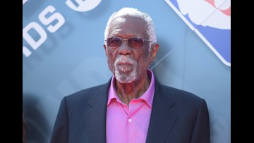 Bill Russell finally accepts Basketball Hall of Fame ring