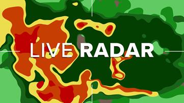 Central Texas interactive radar