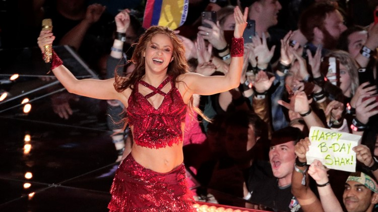 That 'tongue thing' Shakira did actually has a name and is a cultural expression