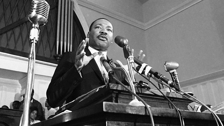 Famous Martin Luther King, Jr. quotes
