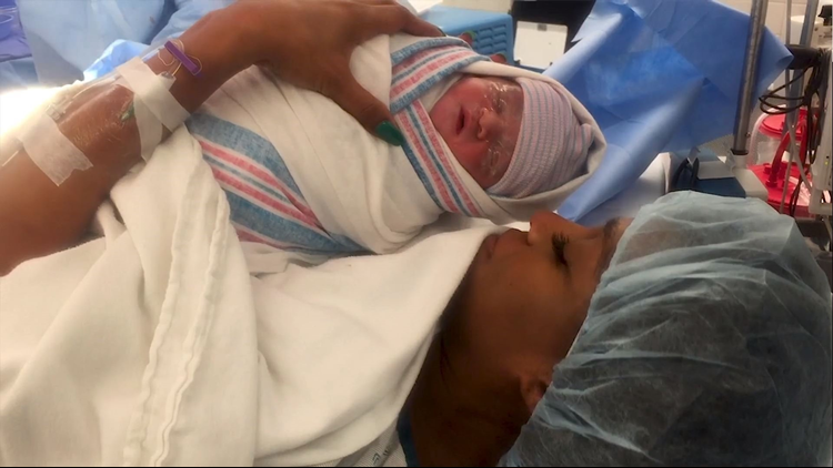 Why childbirth is a death sentence for many black moms