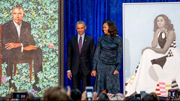 Obama portraits to come to Museum of Fine Arts, Houston