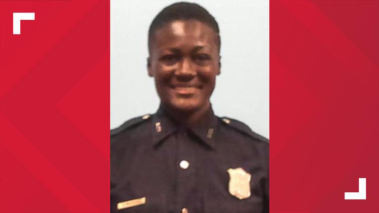 APD Officer Keisha Richburg