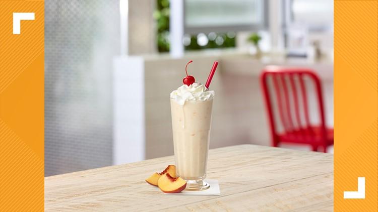 Feeling peachy? Chick-fil-A's peach milkshake makes a return