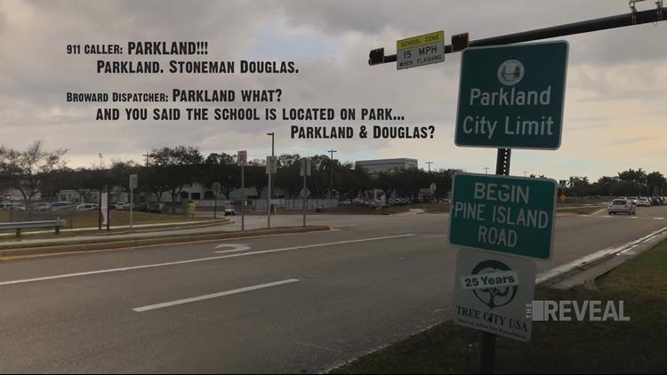 Parkland 911 confusion