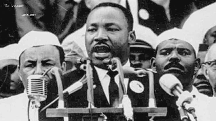Easter Sunday coincides with anniversary of Martin Luther King Jr. assassination