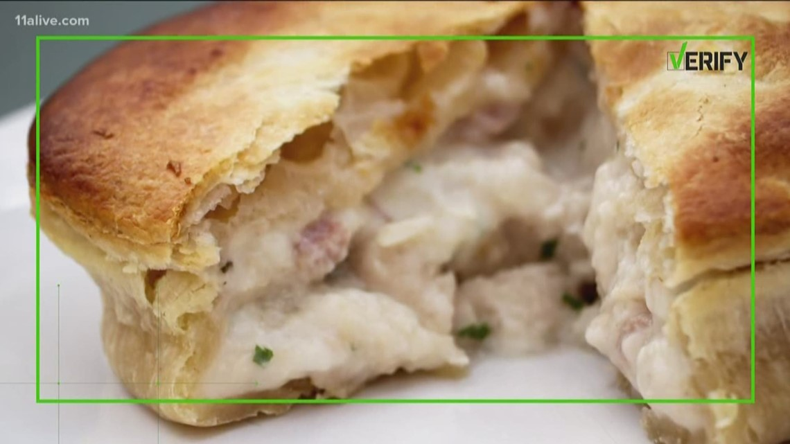 VERIFY: Does cold weather make you crave comfort food?