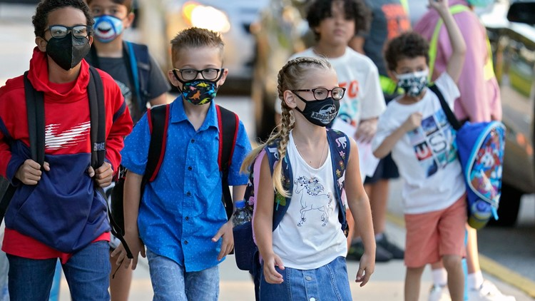 River Valley Intermediate issues 'directive' for face masks for two school weeks due to rising COVID-19 cases